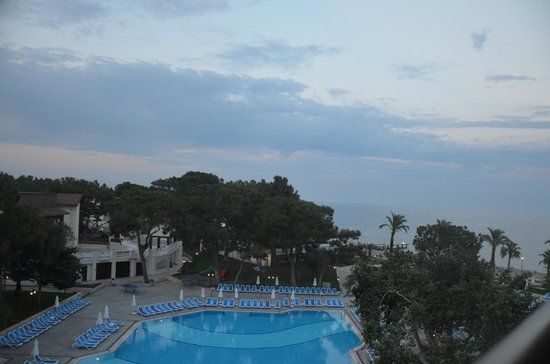 Mirada del Mar: вид из номера