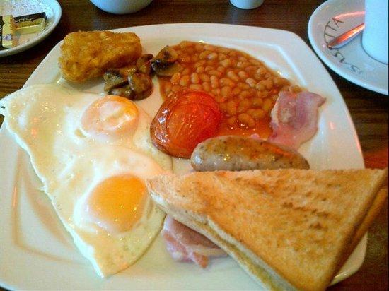 La Regina: Full English Breakfast