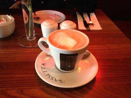 La Regina: Coffe Latte