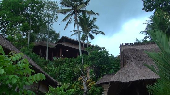 Pita Maha Resort and Spa : Вид на вилле