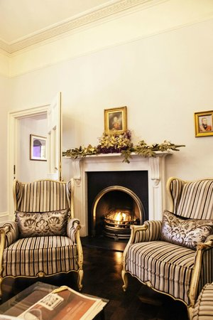 Southernhay House Hotel: Reception Room