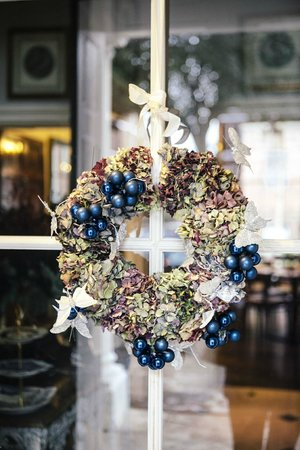 Southernhay House Hotel: Xmas Decorations