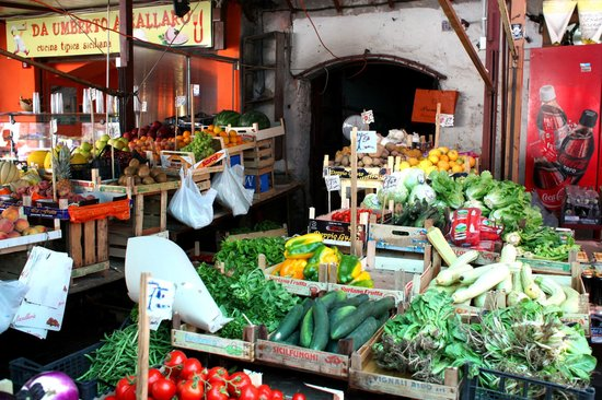 Personal Guide Sicily - Traditional Sicilian Cooking School: Market