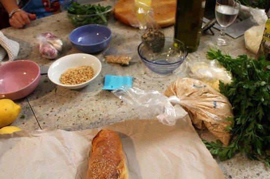 Personal Guide Sicily - Traditional Sicilian Cooking School: Preparation
