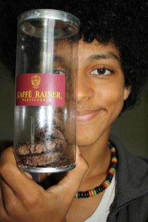 Caffe Rainer Borgo la Croce: i biscotti di Rainer che meraviglia!!!!!