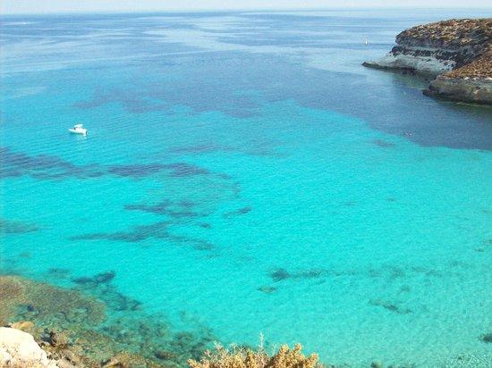 Spiaggia dei Conigli: Come in Costa Smeralda