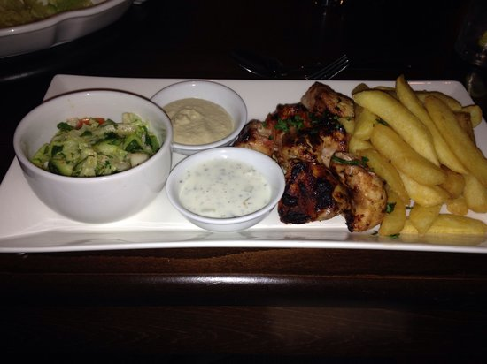 Arabesque: Mmmmm