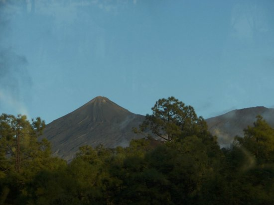 Parque Santiago Villas : Mount Teide- worth a visit  an hour away from the hotel