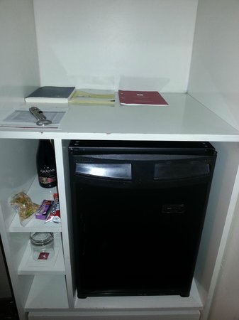 SANA Executive Hotel: Mini bar