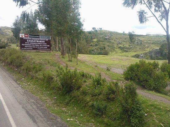 Sacsayhuamán: Mi primer parada