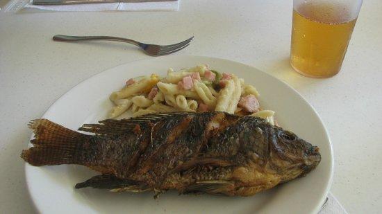 Hotel Fontan Ixtapa : One buffet meal