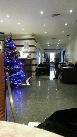 SANA Executive Hotel: Hôtel