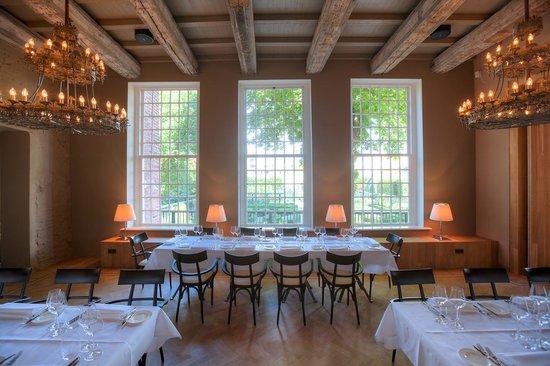 Restaurant Alacarte, Prinsenhof Groningen