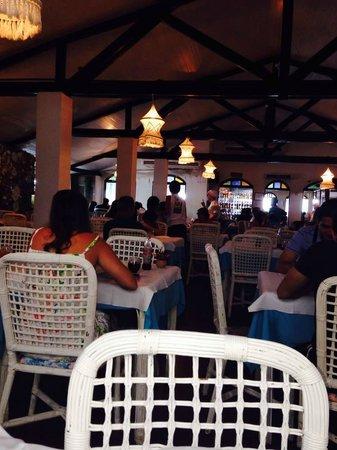 Restaurante Yemanja : Ambiente agradavel com ar condicionado!!