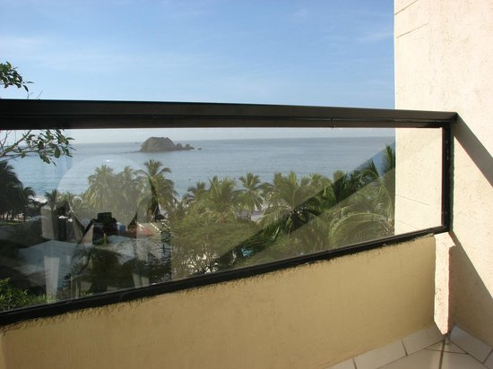Hotel Fontan Ixtapa: View from 6th floor