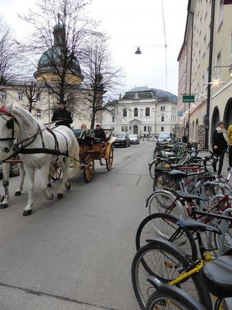 Altstadthotel Kasererbräu: Street view