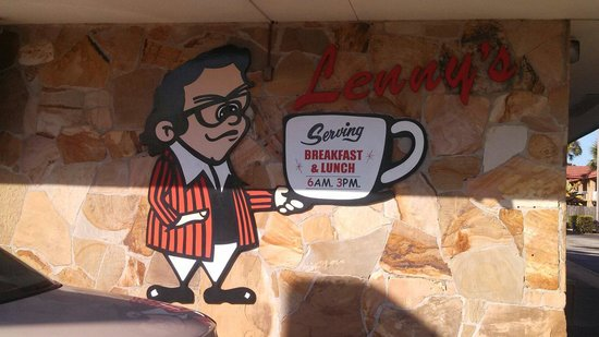 Lenny's Restaurant: Love this place!