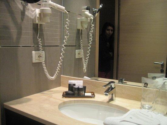 Best Western Plus Quid Hotel Venice Airport: bathroom