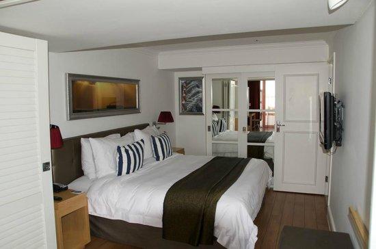 Radisson Blu Hotel Waterfront, Cape Town: Bedroom