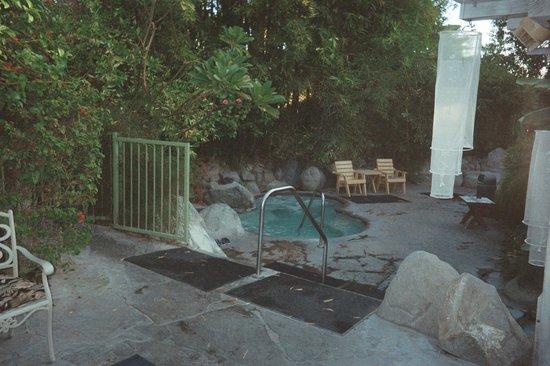 Vista Grande Resort - A Gay Mens Resort: Jacuzzi Area