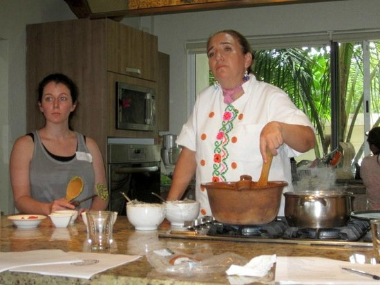 Can Cook in Cancun: cooking