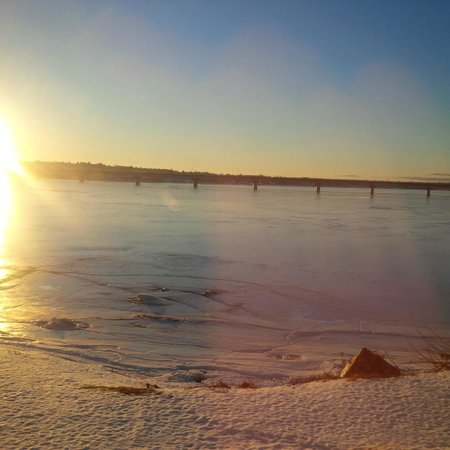 Howard Johnson Inn & Suites Miramichi: Beautiful View from my Room