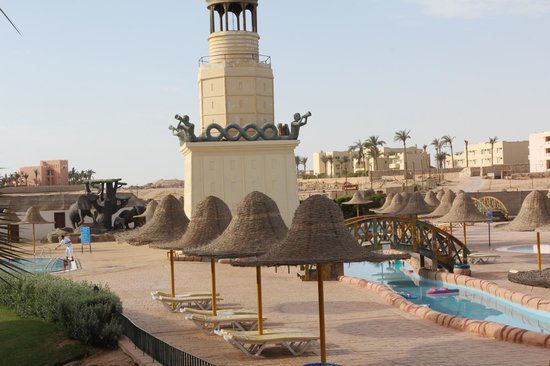 Park Inn by Radisson Sharm El Sheikh Resort: view from the room