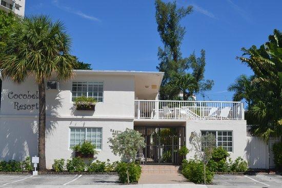 Cocobelle Resort : Room options include balconies/terrace