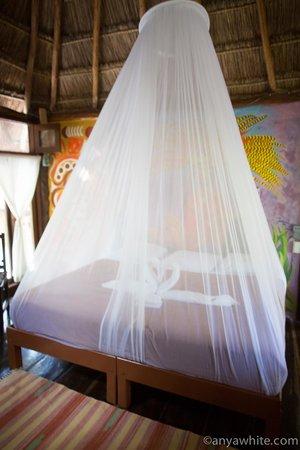 Hotel Amoreira: Romantic room #1