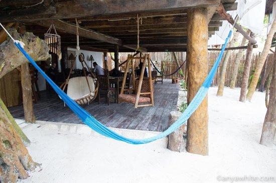 Hotel Amoreira: Dining area