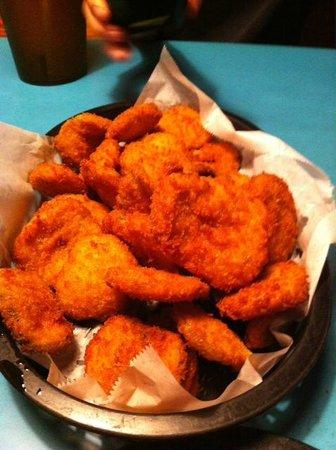 Williamson Brothers Bar-B-Q : Deep Fried Pickles