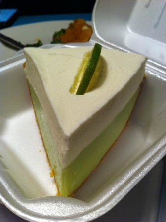 Williamson Brothers Bar-B-Q : Key Lime Pie to go