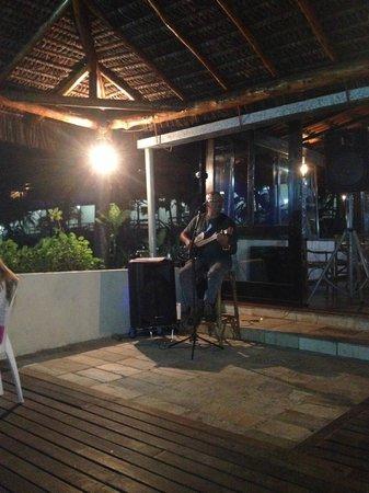 Hotel Pierre Itacuruca: restaurante