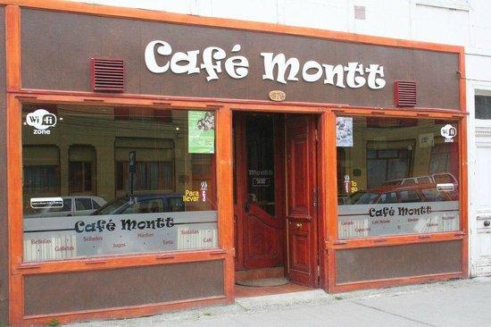 Cafe Montt