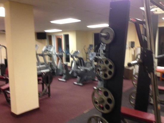 Hyatt Hacienda Del Mar: Fitness center