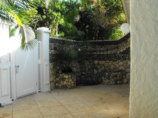 Couples Tower Isle: ENTRYWAY TO OUR VILLA