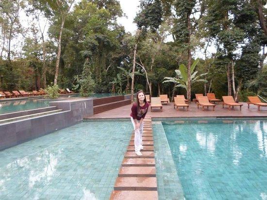 Loi Suites Iguazu: Vista abierta desde el bar
