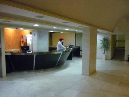 Salvatti Iguassu Hotel: Recepcion