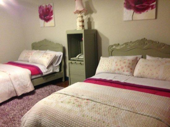 Casa de hacienda Su Merced: bedroom