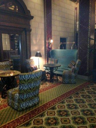 Serrano Hotel: Serrano ~ Lobby