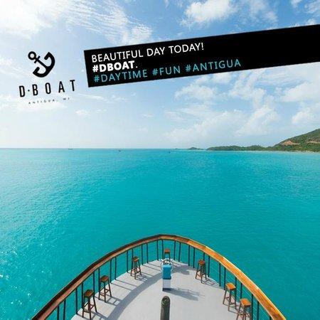 D-Boat Antigua: #dboatantigua