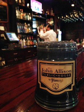 John Allison Public House: Beer Club Mug