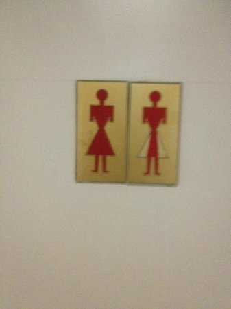Monopole de la Gare: Δημοσιες WC!