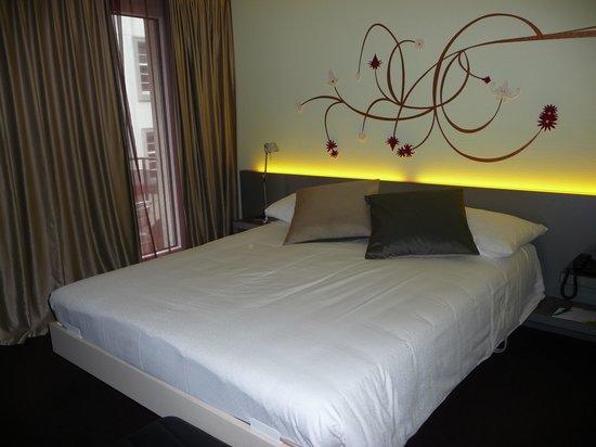 Continental-Park Hotel : Quarto 204