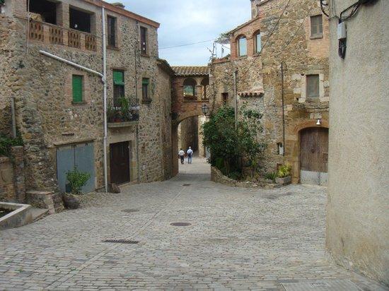 Castillo Casa Museo Gala Dalí Castell de Púbol: Окрестности замка