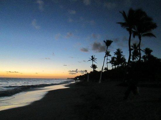 Luxury Bahia Principe Esmeralda Don Pablo Collection: beach at Sunrise