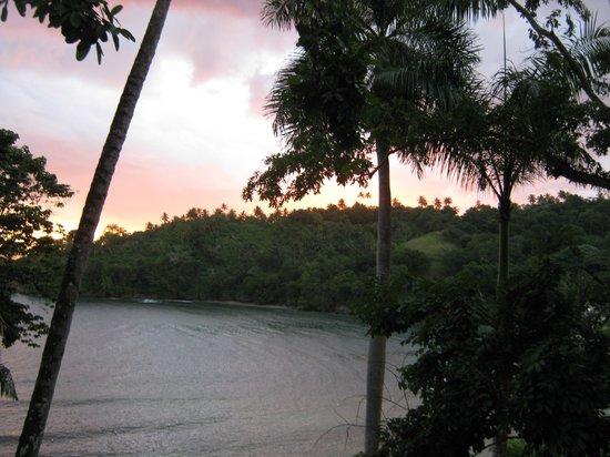 Grand Bahia Principe Cayacoa : view from pathway