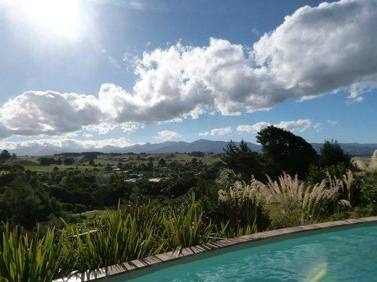 Wharetutu Boutique B&B Accommodation: Spectacular Views