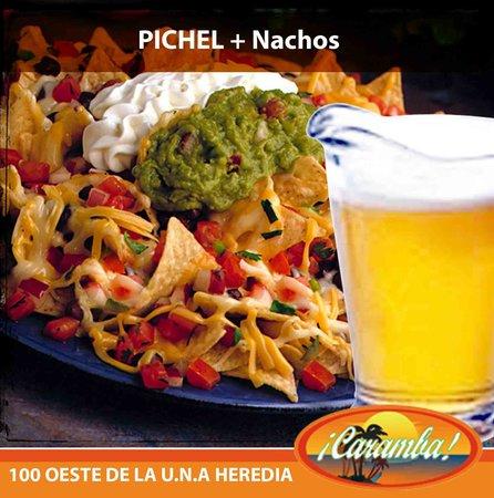 Mariscos y más: Ricos Nachos