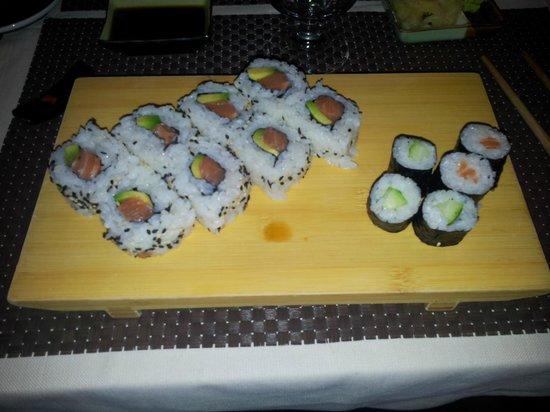 Hinode sushi milano omd men om restauranger tripadvisor - Sushi porta ticinese ...